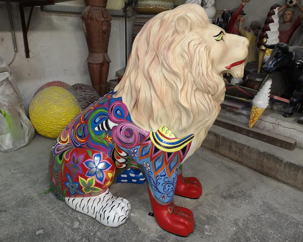 personnalisation-statue-resine
